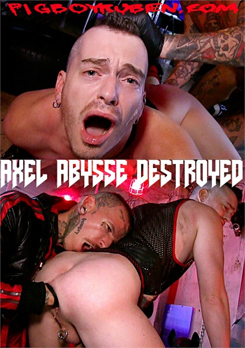 Axel Abysse Destroyed Boxcover