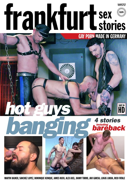 Hot Guys Banging Boxcover