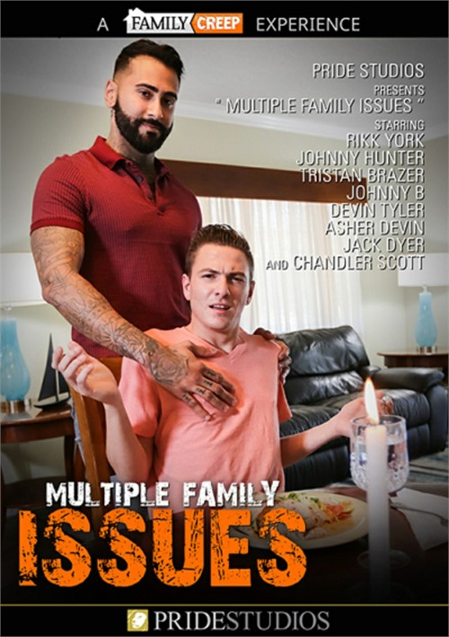 Multiple Family Issues Cover Front