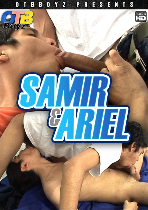 Samir and Ariel Boxcover