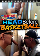Head Before Basketball Practice Boxcover