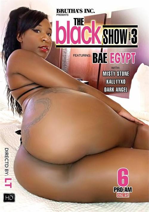 Black Show Vol. 3, The Boxcover