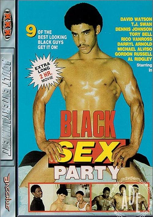Black male sex movies