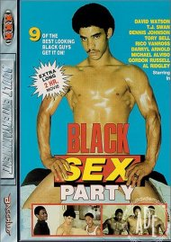 Black Sex Party Porn Movie