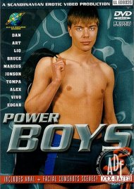 Power Boys 3 Porn Movie