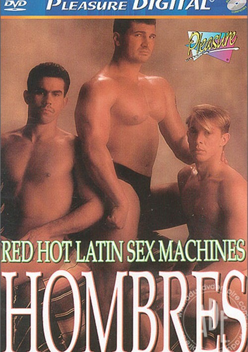 Hombres Boxcover