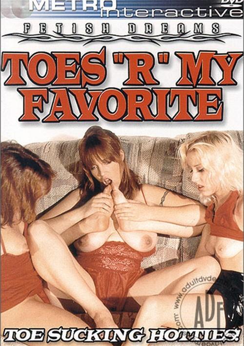 """Toes """"R"""" My Favorite"""
