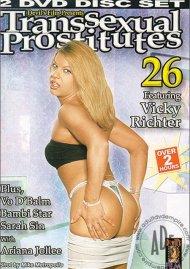 Transsexual Prostitutes 26 Porn Movie