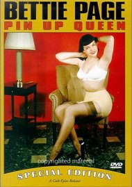 Bettie Page: Pin Up Queen Porn Video