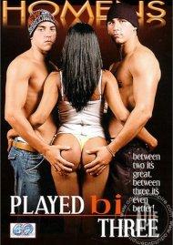 Played Bi Three Porn Video