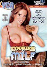 Hustler cookies and milf