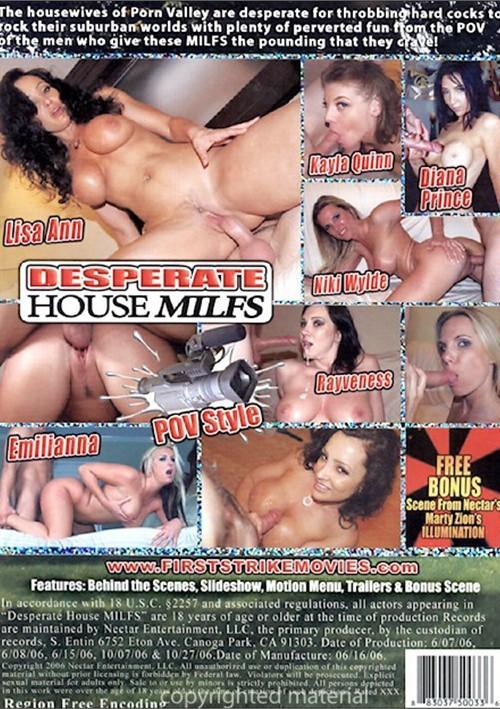 Desperate house milfs