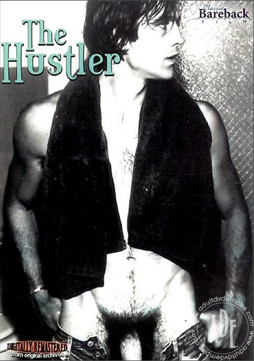 Hustler, The Boxcover