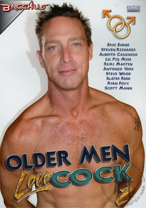 Older Men Love Cock 2 Boxcover