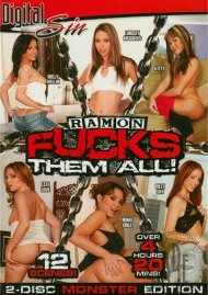 Ramon Fucks Them All! Porn Video