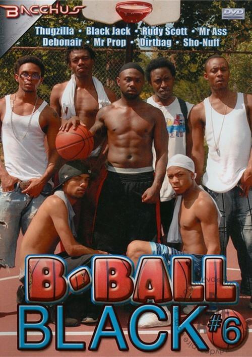 B-Ball Black #6 Boxcover
