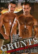 Grunts: Brothers In Arms Gay Porn Movie
