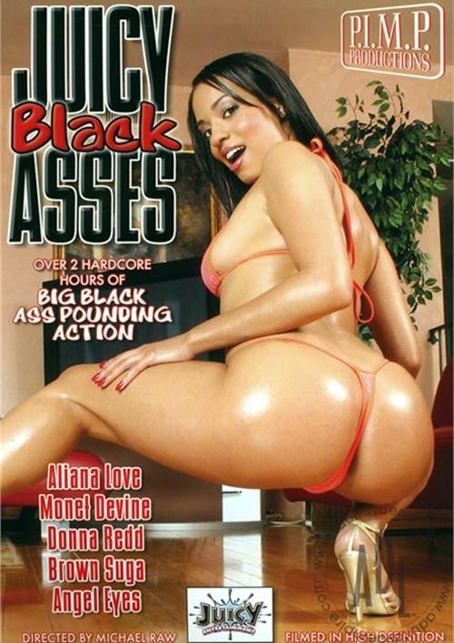 Juicy Black Asses