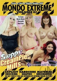 Mondo Extreme 82: Sloppy Cream Pie Milfs image
