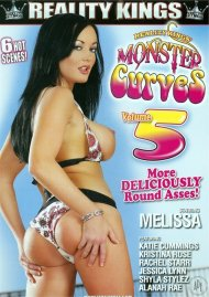 Monster Curves Vol. 5