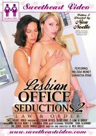 Lesbian Office Seductions 2 image