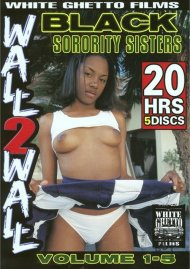 Black Sorority Sisters Vol. 1-5 image