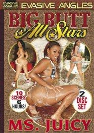 Big Butt All Stars: Ms. Juicy Porn Video