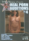 Real Porn Auditions #4 Boxcover