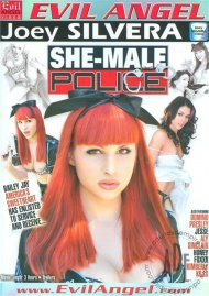 She-Male Police Porn Video