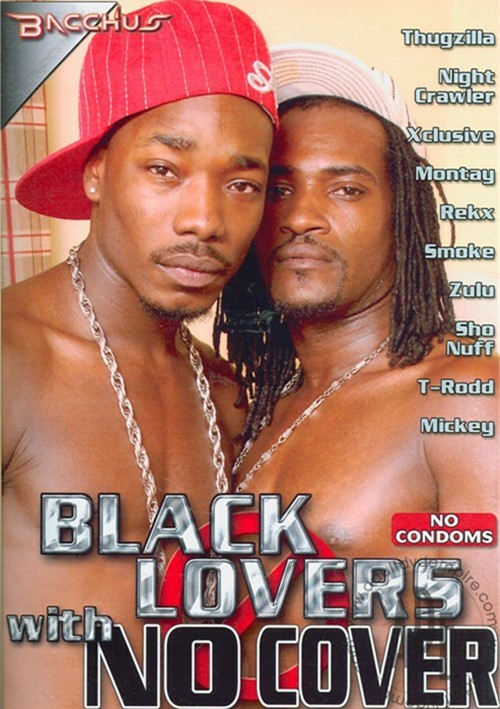 Black Lovers With No Cover Boxcover