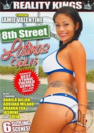 8th Street Latinas Vol. 15