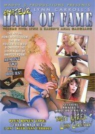 Amateur Hall Of Fame Vol. 5: Lynn & Karen's Anal Gangbang Porn Video