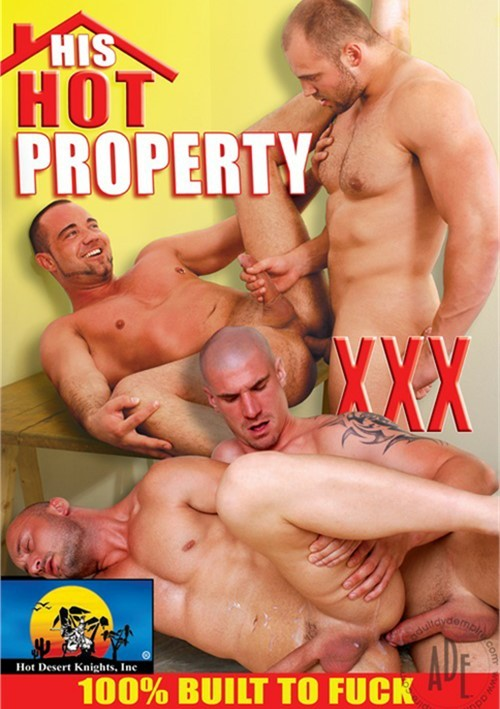 His Hot Property Boxcover
