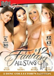 Fantasy All-Stars #12 Porn Video