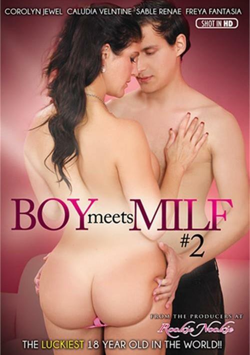 MILF op Boy Porn