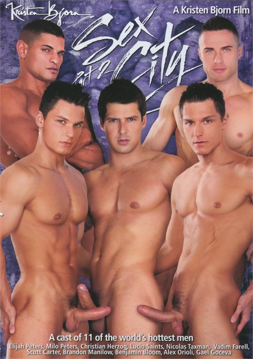 Sex City 2 Cover Front