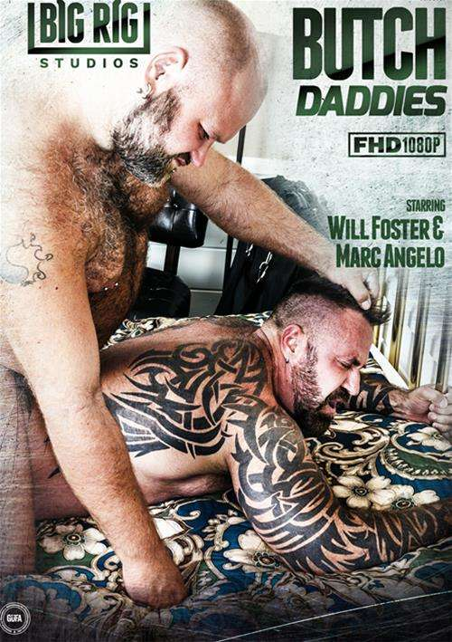 Butch Daddies Cover Front