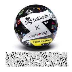 Tokidoki Pocket Dipper Pleasure Cup - Solitaire Texture Sex Toy