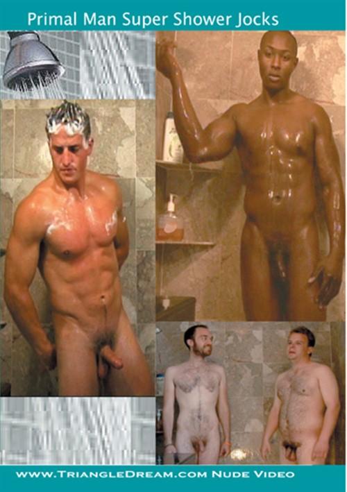 Primal Man: Super Shower Jocks Boxcover