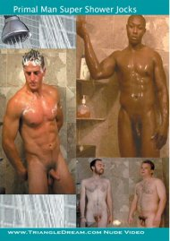 Primal Man: Super Shower Jocks Porn Video