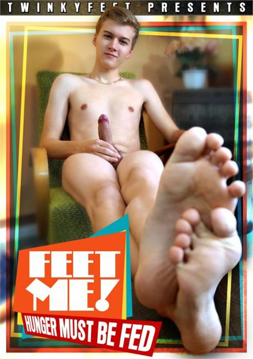 Feet Me! Hunger Must Be Fed Boxcover