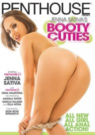 Jenna Sativa's Booty Cuties Porn Video