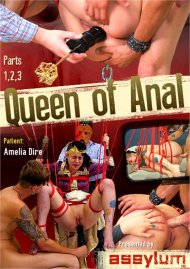 Queen of Anal Porn Video