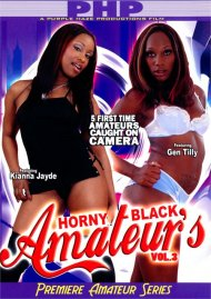 Horny Black Amateurs Vol. 3