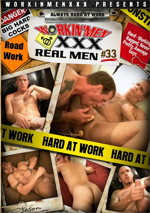 Real Men 33 Boxcover