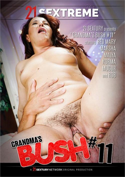 Grandma's Bush 11 Marsha Red Mary 21 Sextury Video (Pulse)