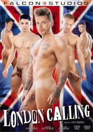 London Calling gay porn DVD from Falcon Studios