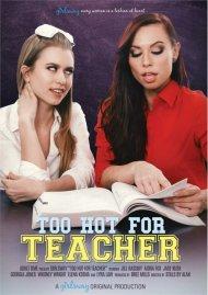 Too Hot For Teacher image