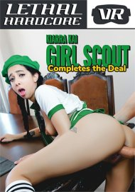 Girl Scout Completes the Deal image
