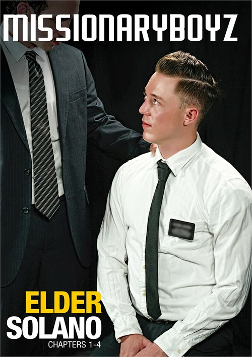 Elder Solano: Chapters 1-4 Boxcover